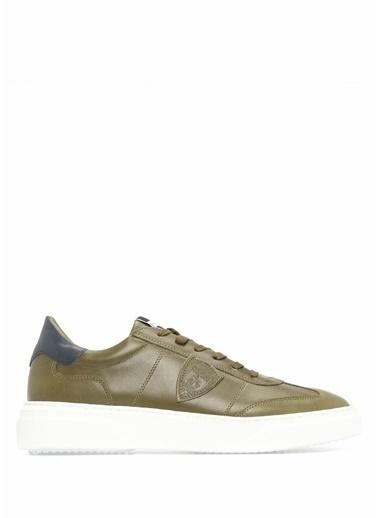 Philippe Model Sneakers Haki